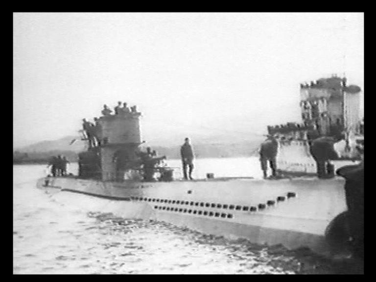 Оружие 2 мировой войны Подводные лодки www